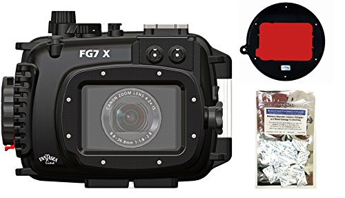 Canon FG7X Underwater Camera Housing by  - Fantasea Camera Housing Shopping Results