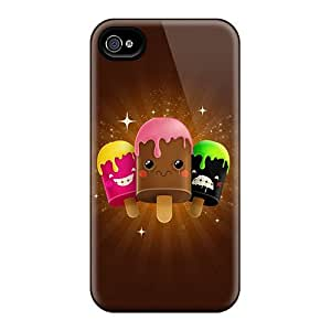 Special Mycase88 Skin Cases Covers For Iphone 6, Popular Popsicles Phone Cases