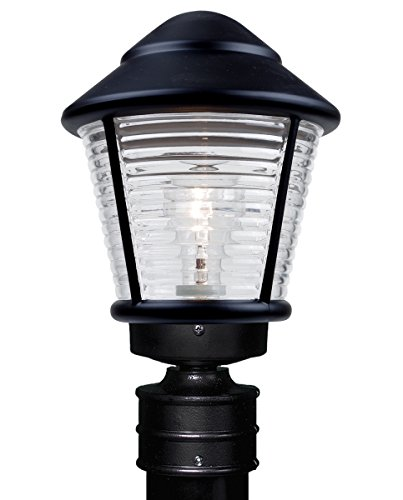 Besa Lighting 310057-POST 1X75W A19 Cost - Series Black One Light Post Shopping Results