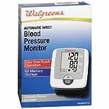 Walgreens Wrist Automatic Blood Pressure Monitor, 1 ea