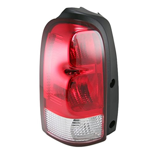 - Taillight Taillamp Rear Brake Light Driver Side Left LH for GM Minivan