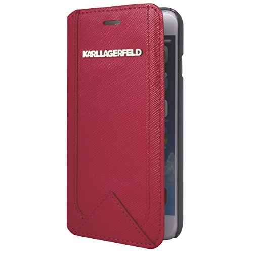 Karl Lagerfeld KARL0037 FLIP CASE iPhone 5/5S RED