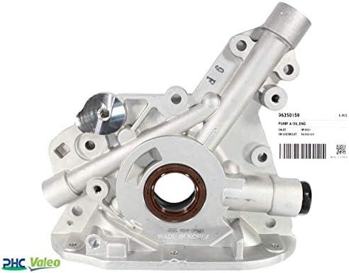 EngineOil Pump Fits Chevrolet Aveo Aveo5 Daewoo Lanos 99-08 96350159 25182606