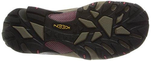cheap sale popular cheap sale new KEEN Women's Targhee II Mid WP Hiking Boot Black Olive/Slate Rose YfDQox
