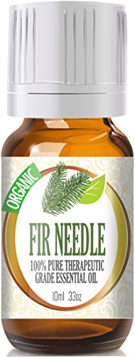 Пихтовое (органическая) 100% Pure, лучших лечебно-Grade Эфирные масла - 10 мл