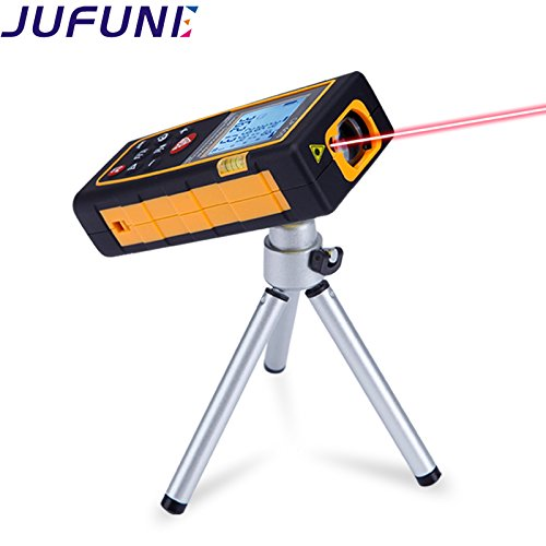 Jufune 100M Digital Laser Distance Meter Range Finder Measure