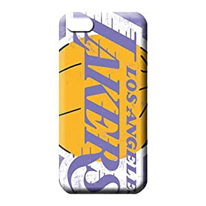 iphone 5c First-class Shockproof style phone carrying cases los angeles lakers nba basketball