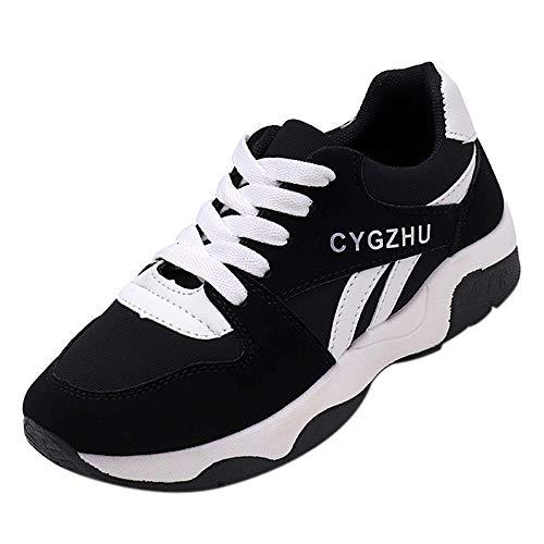 Logobeing Zapatillas de Deporte Casuales Moda para Mujer Zapatos de Viaje Zapatillas Running Respirables Deportivas Gimnasia: Amazon.es: Zapatos y ...