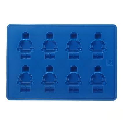 CUBITERA con forma de diamantes Mensch Máquina para hacer cubitos de hielo molde de silicona (