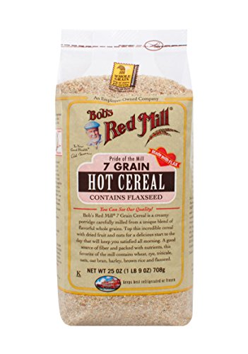 Bobs Red Mill, Cereal 7 Grain, 25 Ounce