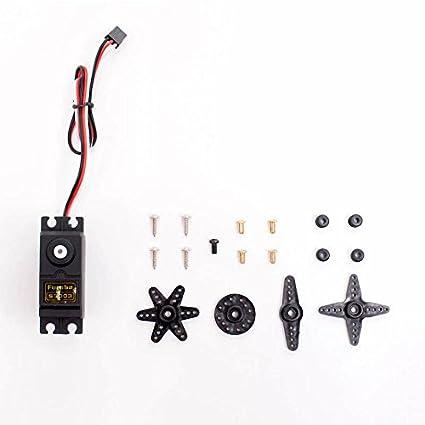 Dexter Industries Servo Motor for Raspberry Pi (Set of 2 Large)