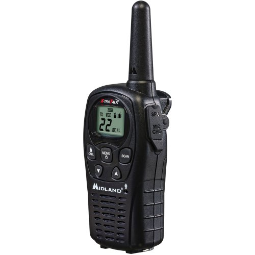 Midland LXT500VP3 22 Channel GMRS with 24 Mile Range