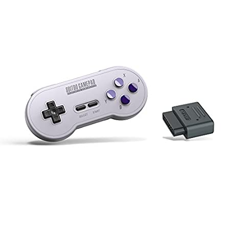 8Bitdo SN30 Retro Set (SN Edition) - Super NES