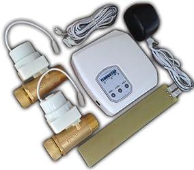New Floodstop Washing Machine Valve Shutoff Kit FS3/4H v4 (Lead free) Inline