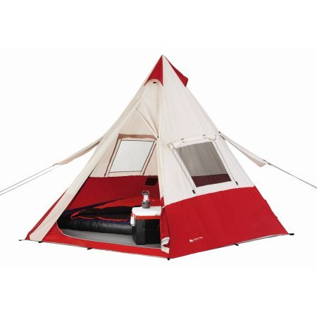 Ozark-Trail-118-x-118-Teepee-Tent-Sleeps-7
