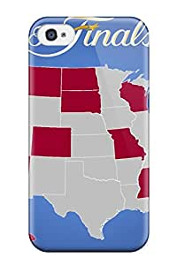 6804020K492114576 san antonio spurs basketball nba miami heat NBA Sports & Colleges colorful iPhone 4/4s cases