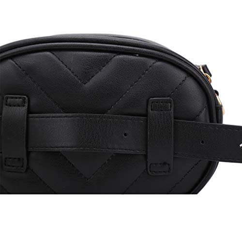 Fanny Pack with Adjustable Belt for Keeping Phone, Wallet, Keys, Lipstick - Great for Travel, Hiking, and Shopping