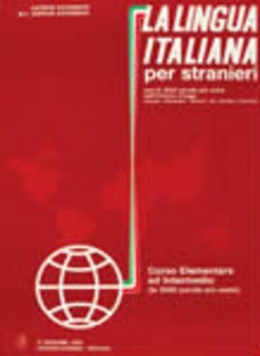 La lingua italiana per stranieri I. Lehrbuch: Corso elementare ed intermedio (Guerra)