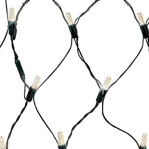 Ge 100 Count White Led Christmas Net Lights