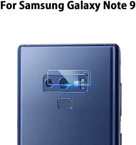 KAIBSEN Samsung Galaxy Note 9 Lente de la cámara Protector Super ...