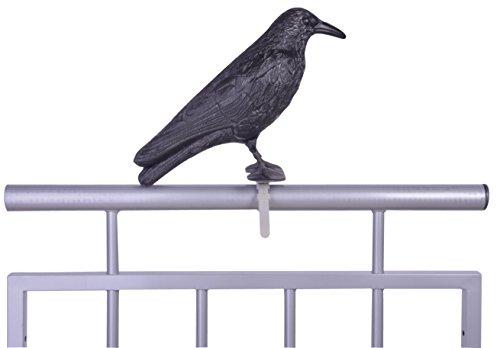 Esschert Design FY18 Raven Crow Scare Decoy For Sale