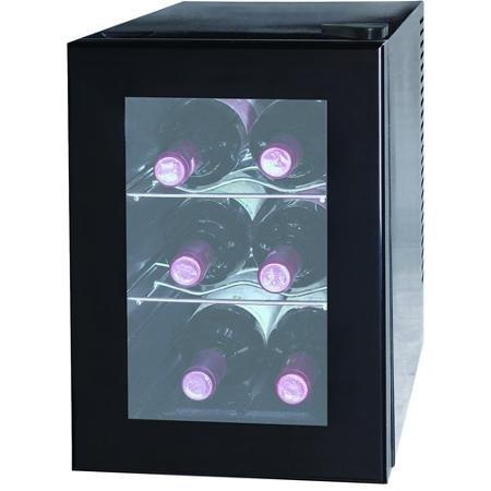 6 bottles wine fridge - 9