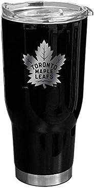 30oz Boss Black Travel Mug - Toronto Maple Leafs