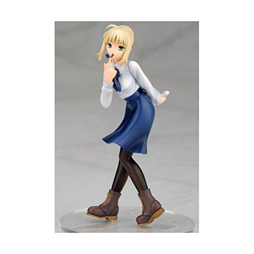 - Alter FA4 TYPE-MOON Fate/hollow ataraxia Collection Saber Figure (blue skirt)