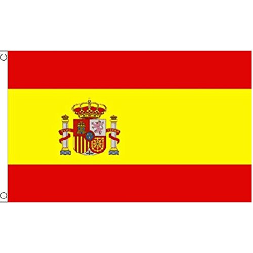 Spain Flag 90 x 150 cm by Spain