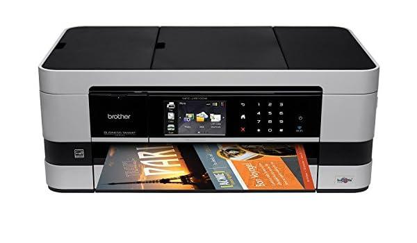 Brother MFCJ4510DWF1 - Impresora multifunción de Tinta - B/N 35 ...