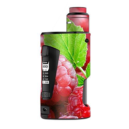 raspberry e juice - 8
