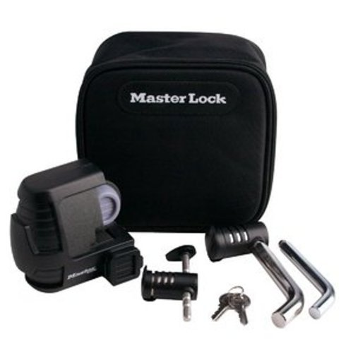 trailer coupler lock kit - 1