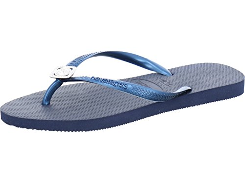 be693ff80 Havaianas Slim Crystal Poem Flip Flops - Buy Online in KSA. Shoes products  in Saudi Arabia. See Prices