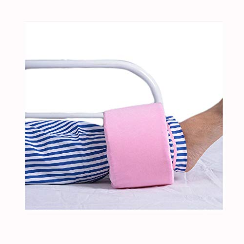 (Ankle Protection Ring,Ankle Joint Pad, Annular High Elastic Sponge - Prevention Pressure Ulcer Anti-Bedsore Mat,Pink)