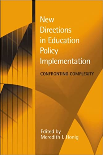 policy implementation is