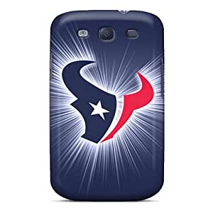 Aimeilimobile99 PUL14671bZtE Protective Cases For Galaxy S3(houston Texans)