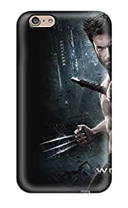 High Grade Gwenda Cromer Flexible Tpu Case For Iphone 6 - Wolverine