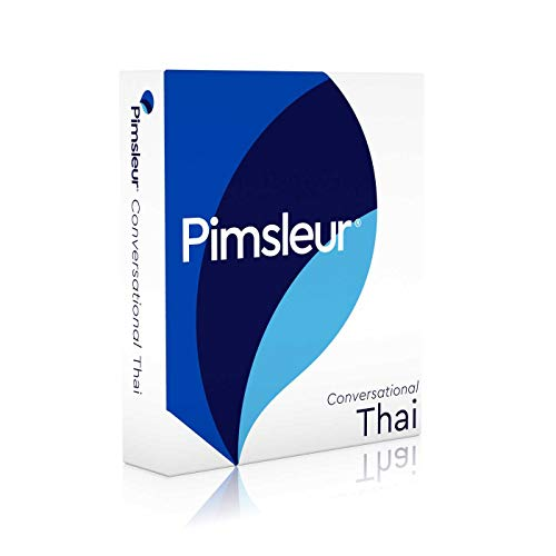Pimsleur Thai Conversational Course - Level 1 Lessons 1-16 CD: Learn to Speak and Understand Thai with Pimsleur Language Programs (1)