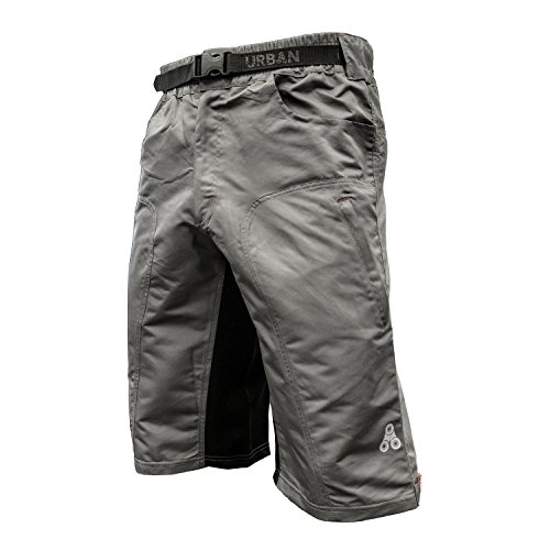 34313bf45 Urban Cycling Apparel Enduro – Men s MTB Off Road Cycling Shorts With  ClickFast Padded Undershorts With Coolmax Technology