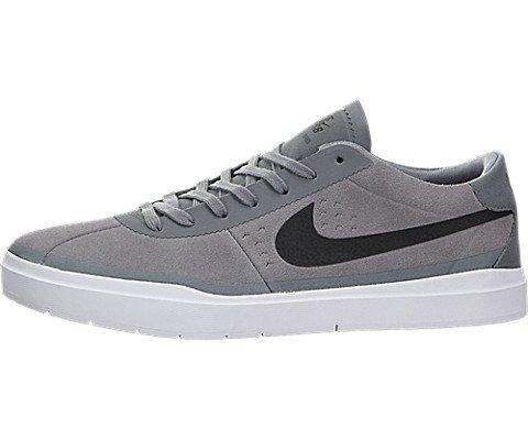 a2927cb49eabe Galleon - Nike Mens Bruin SB Hyperfeel Cool Grey/Black/White Skate ...