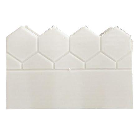 Recinzioni Per Giardino In Cemento.Frazazy Stampo Per Recinzioni Da Giardino Cemento Pietra