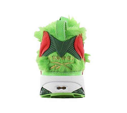 Green Gold Multicolore Solar Instapump Metallic CV Scarlet Pine Fury White Reebok Green Grinch znO8wBqqx