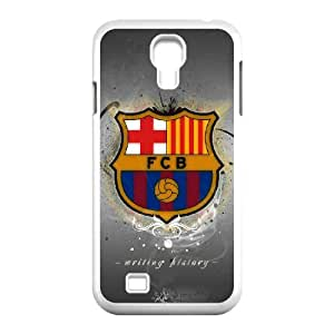 Samsung Galaxy S4 I9500 Phone Case Printed With Barcelona Logo Images
