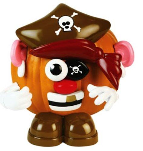 Pirate Pumpkin Kit Mr Potato Head Pirate