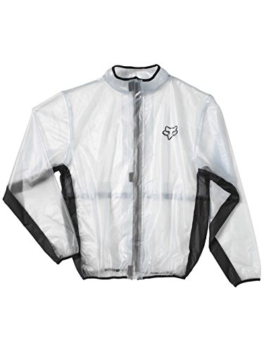 Fox Racing Fluid MX Youth Off-Road/Dirt Bike Motorcycle Jackets - Clear / - Jackets Racing Bike