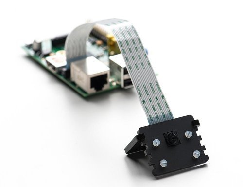 - Raspberry Pi Camera Module Mount