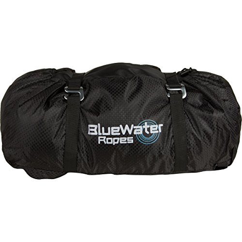 BlueWater Ropes Rope Backpack Black