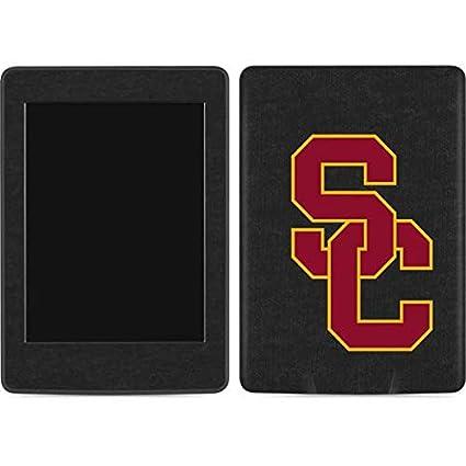 Amazon com: Skinit USC Dark Grey Logo Kindle Paperwhite E