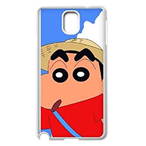 Crayon Shin-chan Samsung Galaxy Note 3 Cell Phone Case White LMS3899785