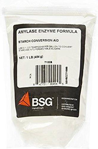 Amylase enzyme 1 lb.